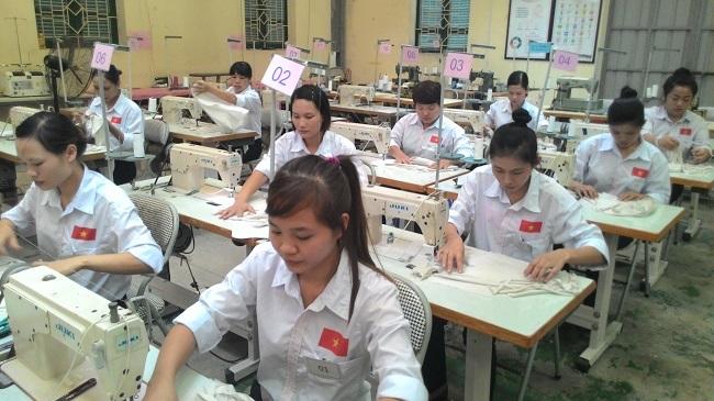 Tuyển nữ xuất khẩu lao động làm may mặc tại Nhật Bản tháng 09/2017