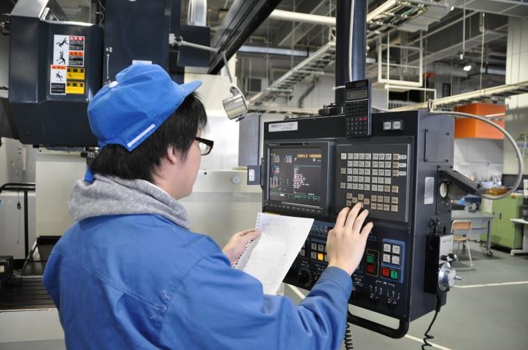 Đơn hàng XKLĐ làm tiện CNC tại Nhật Bản thu nhập 163.000 yên
