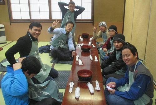 Điều kiện sinh hoạt, ăn ở của thực tập sinh Việt Nam tại Nhật Bản