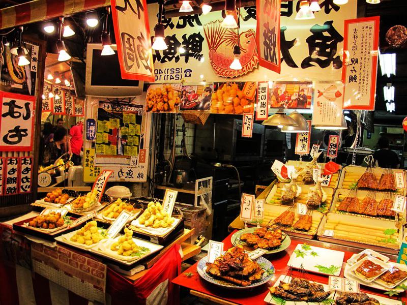 Osaka Nhật Bản, thành phố đáng sống cho lao động xuất khẩu