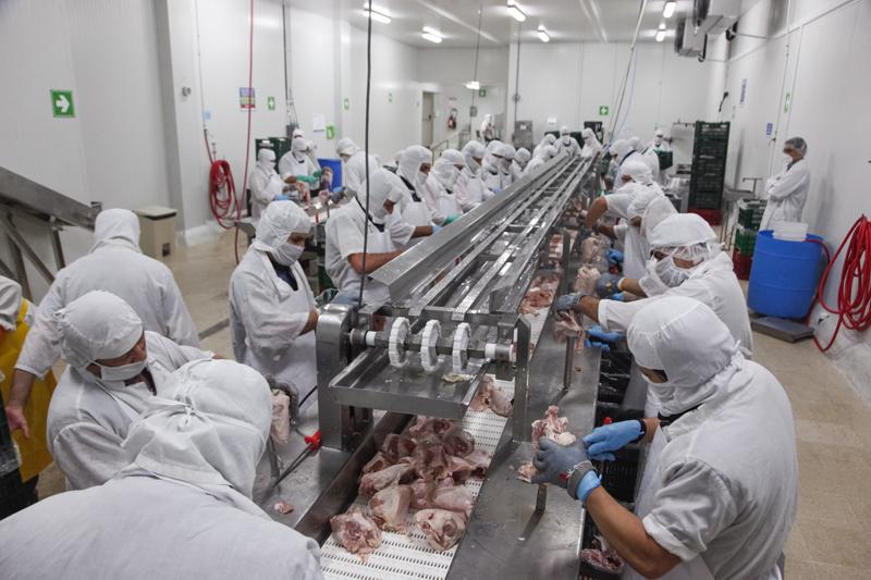 Chế biến thịt bò, thịt lợn - đơn hàng đi XKLĐ Nhật Bản đầu năm 2017