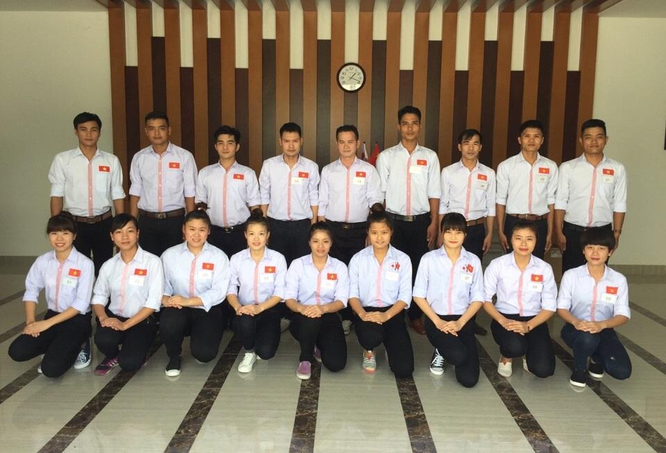TTC Việt Nam tăng cường trang bị kiến thức, kỹ năng cho thực tập sinh
