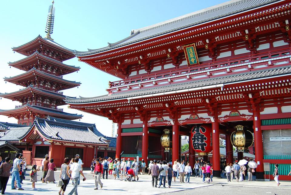 10 địa điểm viếng chùa đầu năm nổi tiếng ở Nhật Bản có thể bạn chưa biết