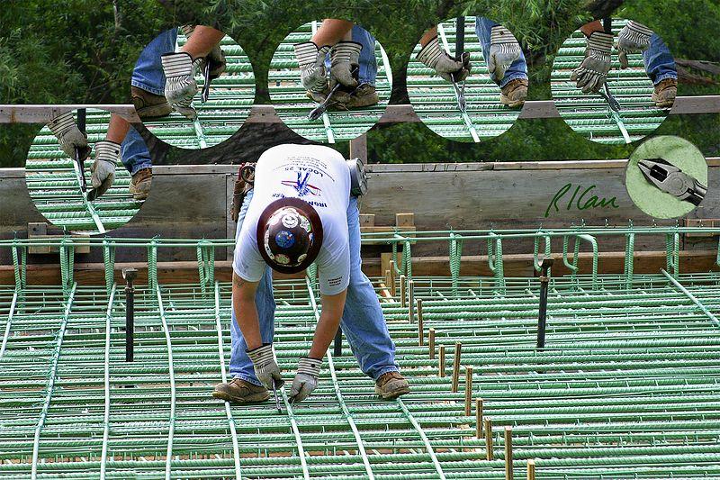Xuất khẩu lao động Nhật Bản - Tuyển Nam đơn hàng cốt thép tại Iwate