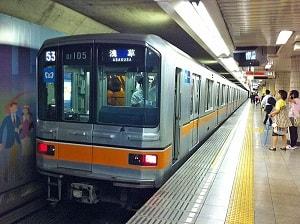 Cẩn thận khi ở các ga tàu điện Nhật Bản