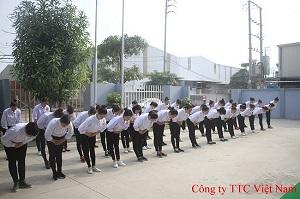 Mục tiêu của Công ty cổ phần Nhân lực TTC Việt Nam năm 2017