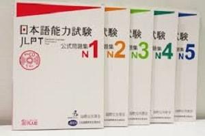 Cấu trúc bộ đề thi JLPT N1, N2, N3, N4, N5 chuẩn mới nhất áp dụng trong kì thi sắp tới