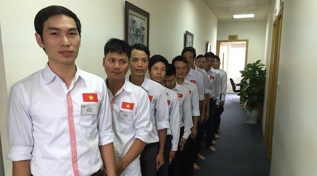 Top 5 đơn hàng đi Nhật cho lao động trên 30 tuổi tháng 09/2017