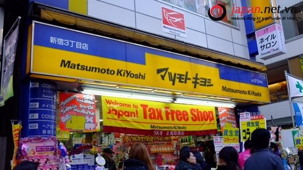 Chia sẻ kinh nghiệm mua hàng miễn thuế ở Nhật Bản
