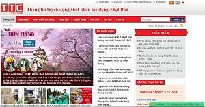 Japan.net.vn - Website đăng ký đi Nhật trực tuyến