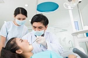 Các bệnh răng miệng, sâu răng, mẻ răng được đi xuất khẩu lao động Nhật Bản không?