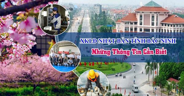 Top 10 đơn hàng tốt nhất đi xuất khẩu lao động Nhật Bản tại Bắc Ninh