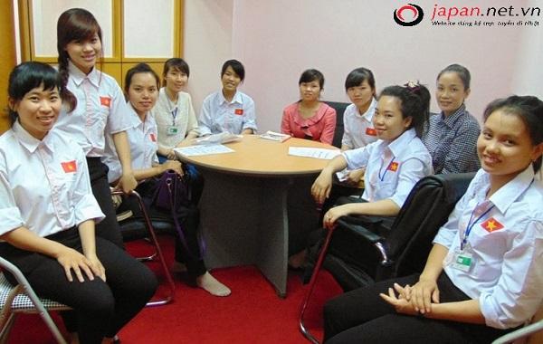 Tiết lộ những đơn hàng HOT cho nữ đi XKLĐ Nhật Bản tại Thái Bình