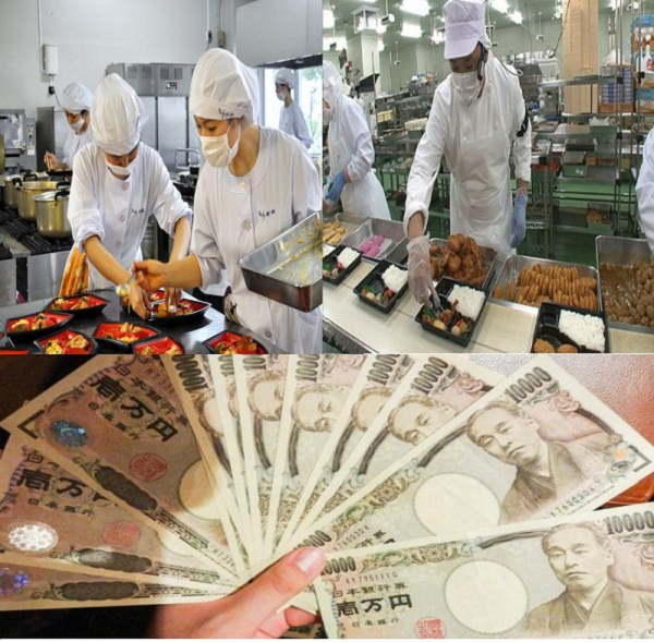 Tuyển gấp: 32 lao động đi xuất khẩu lao động tại Hưng Yên đơn cơm hộp