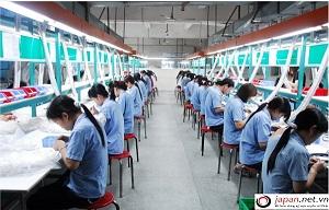 Tuyển 12 nam/ nữ lắp ráp linh kiện điện tử tại Toyama Nhật Bản