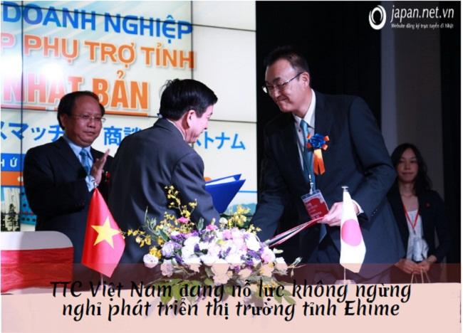 Tỉnh Ehime Nhật Bản - Miền đất hứa cho người đi xuất khẩu lao động