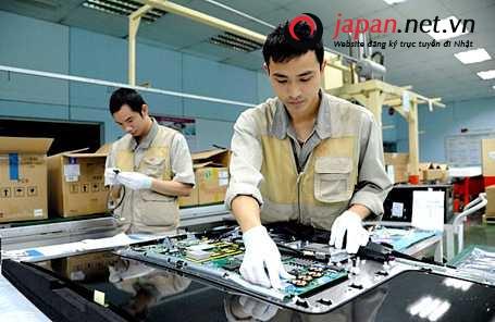 Tìm hiểu về xuất khẩu lao động ngành điện tử ở Nhật Bản