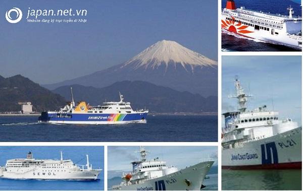 Đi phà ở Nhật thú vị thế nào?