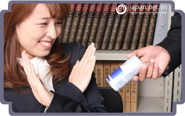 Những cách từ chối, phủ nhận khéo léo bằng tiếng Nhật