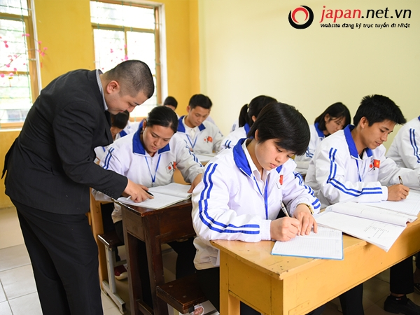 Đào tạo giáo dục định hướng cho thực tập sinh TTC Việt Nam