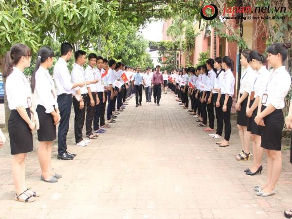 Nghiệp đoàn Nhật Bản phỏng vấn thực tập sinh TTC Việt Nam