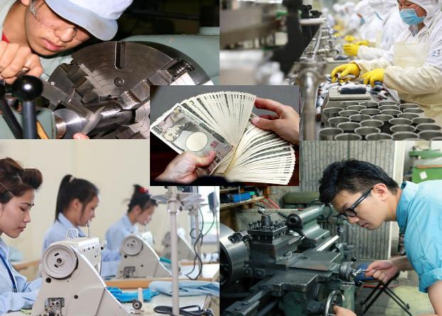Năm 2018 xuất khẩu lao động Nhật Bản ngành nào lương cao nhất?