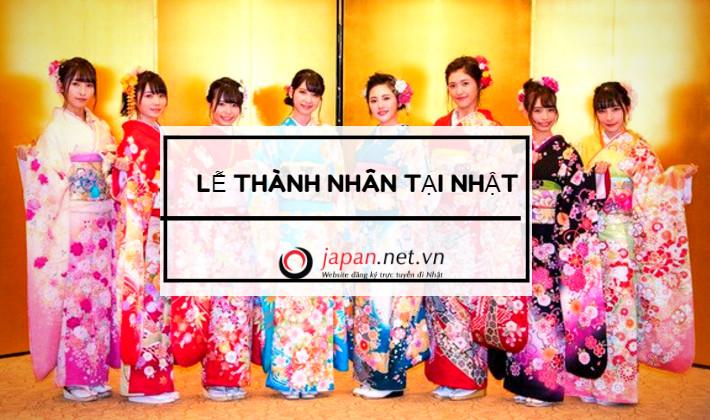 Lễ thành nhân đánh dấu tuổi 20 tươi đẹp của giới trẻ Nhật Bản