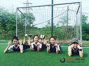 TTC Việt Nam tổ chức giải bóng đá cho các học viên tại trung tâm đaò tạo Nam An Khánh