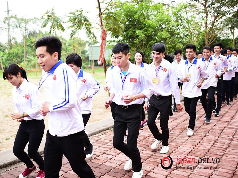 Trung tâm đào tạo thực tập sinh sau trúng tuyển tại TTC Việt Nam