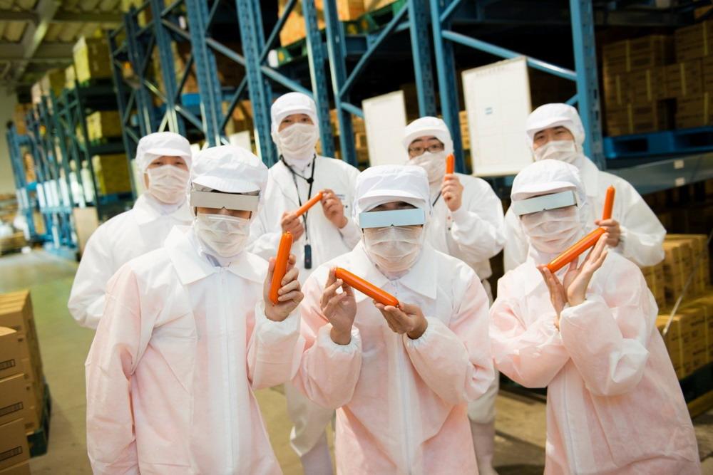 Đơn hàng chế biến thực phẩm XKLĐ tại tỉnh Saitama, Nhật Bản