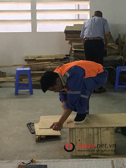 TTC Việt Nam tổ chức thi tuyển đơn hàng hoàn thiện nội thất tại Tokyo - Nhật Bản