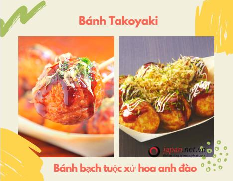 Lùng sục TOP 10 cửa hàng Takoyaki Nhật Bản ngon không cưỡng được tại Việt Nam