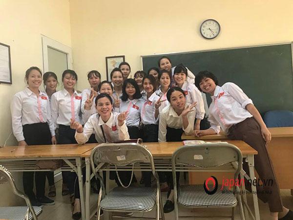 Hoạt động xuất khẩu lao động Nhật tại TTC Việt Nam ngày 04/04/2018