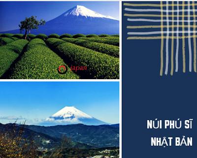 Núi Phú Sĩ Nhật Bản và những điều có thể bạn chưa biết