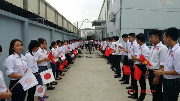 Danh sách thực tập sinh trúng tuyển đơn hàng thi ngày 07/04 tại TTC Việt Nam