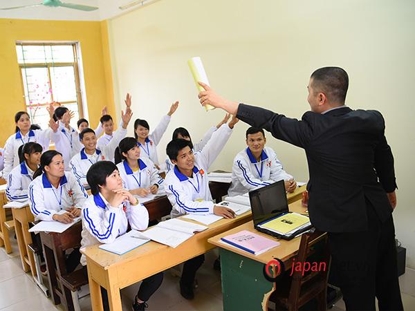 Video học tiếng Nhật tại trung tâm đào tạo sau trúng tuyển TTC  Việt Nam