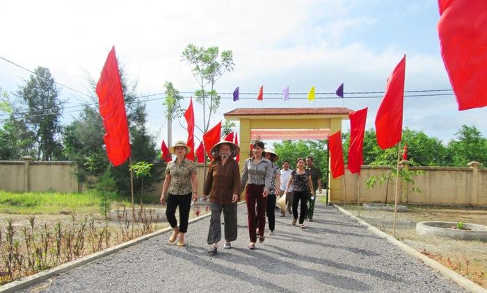 Trưởng công an xã tại Hà Tĩnh nghỉ việc đi xuất khẩu lao động vì LƯƠNG THẤP