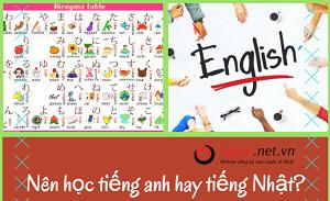 Nên học tiếng anh hay tiếng Nhật? Học tiếng Nhật có dễ xin việc không?