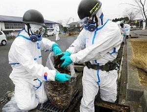 Bản tin XKLĐ 21/4: 3 thực tập sinh Việt  tham bị lừa dọn phóng xạ ở Fukushima Nhật Bản