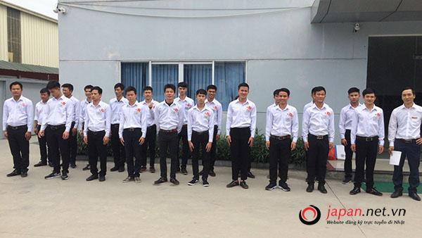 Hoạt động xuất khẩu lao động tại TTC Việt Nam ngày 23/4