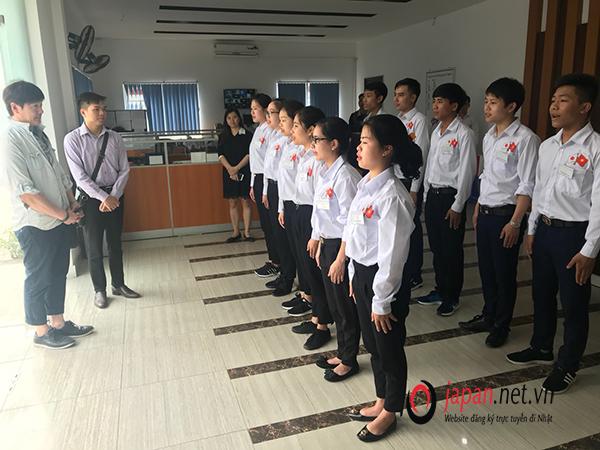 Danh sách thực tập sinh trúng tuyển đơn hàng thi ngày 24-25/4 tại TTC Việt Nam