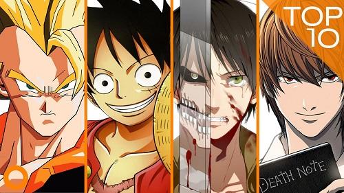 10 bộ phim hoạt hình Anime Nhật Bản hay nhất