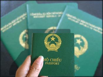 các thủ tục giấy tờ làm hộ chiếu lần đầu