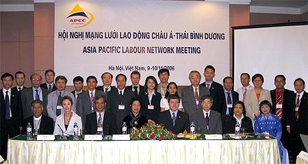 Hội nghị xuất khẩu lao động châu Á Thái Bình Dương