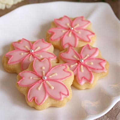 bánh hoa anh đào japan.net.vn