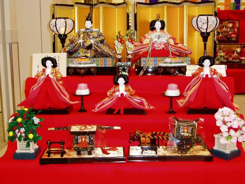 lễ hội Hina Matsuri
