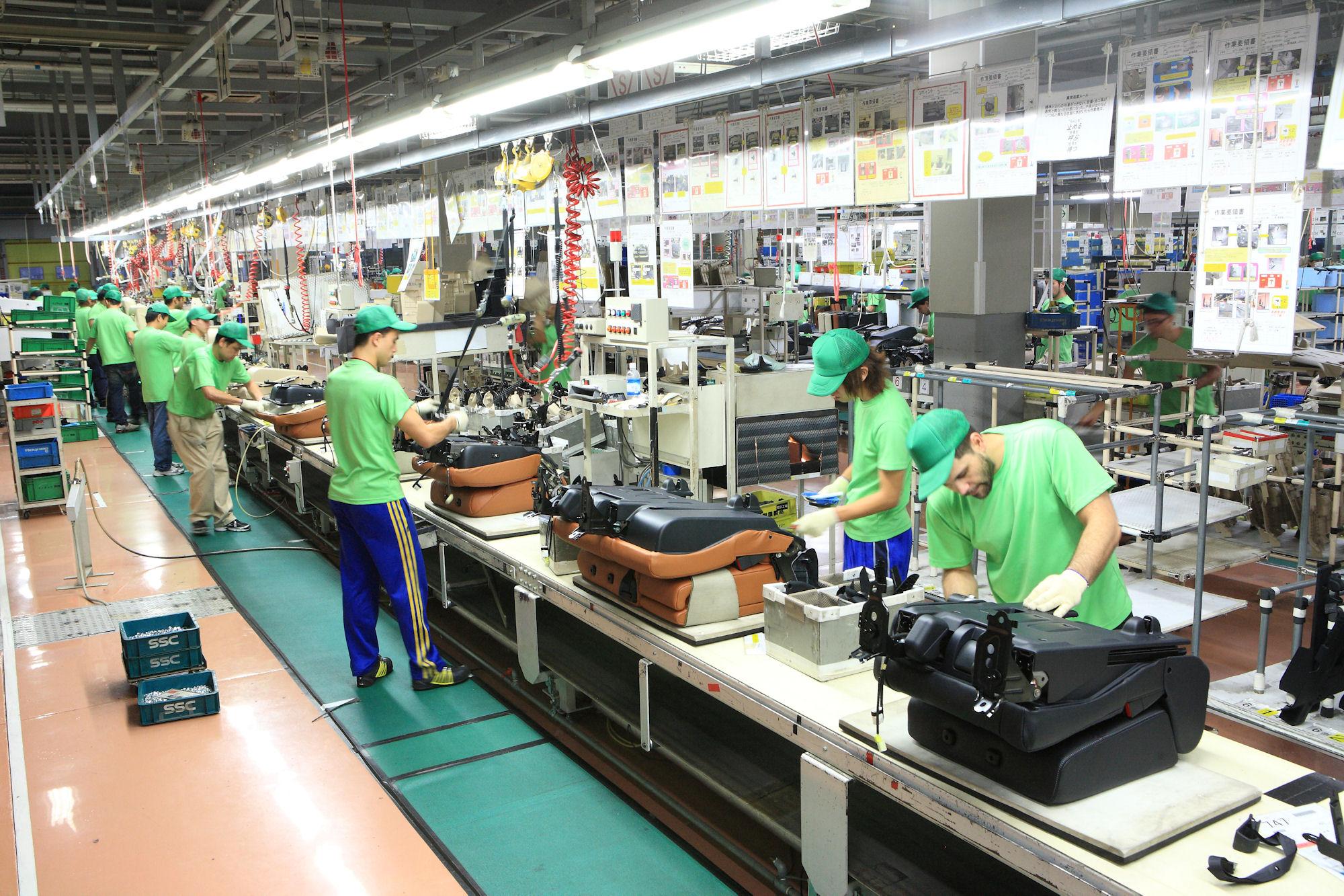 Xuất khẩu lao động Nhật Bản ngành kỹ thuạt lắp ráp