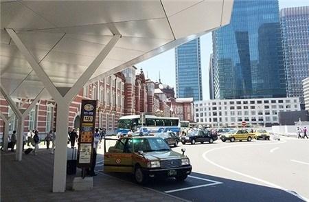 khám phá giao thông tại Nhật Bản