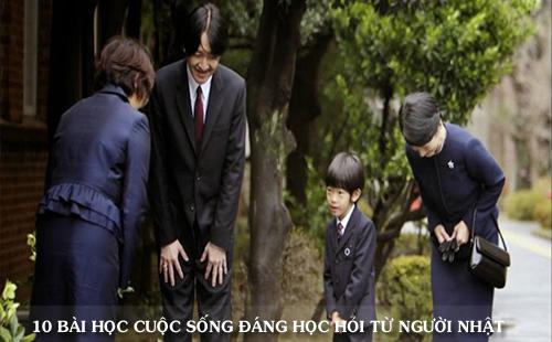 10 bai hoc cuoc song dang hoc tu nguoi nhat
