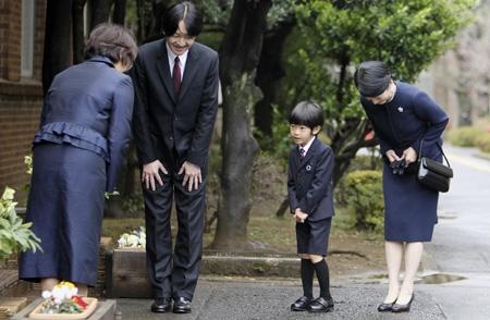 Giáo dục thế hệ trẻ được người Nhật đặc biệt quan tâm